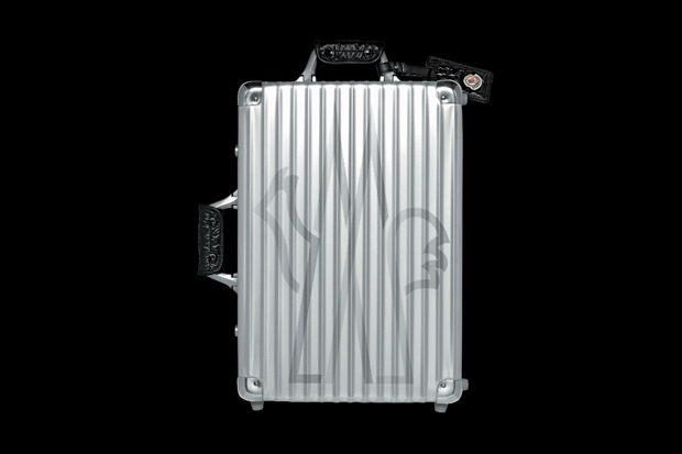 Image of Moncler x Rimowa Luggage