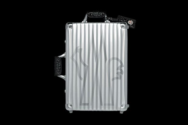 Image of Moncler x Rimowa Luggage