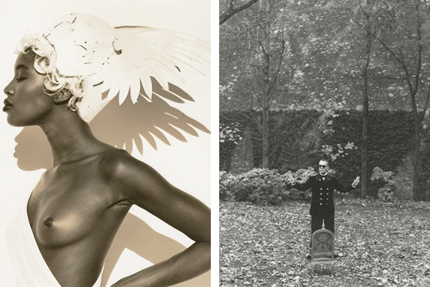 Image of Never-Before-Seen Shots from Herb Ritts