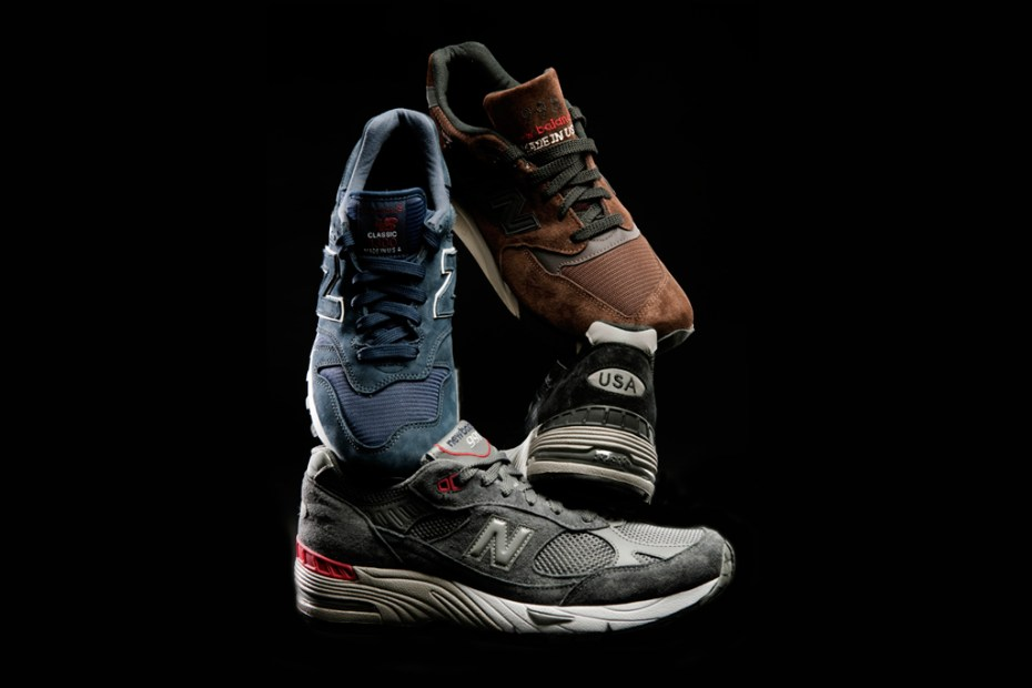 "Image of New Balance 2012 Spring ""Made in USA"" Collection"