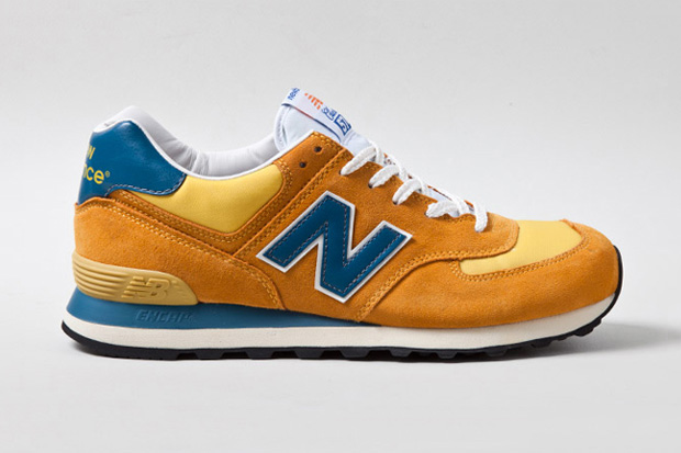"Image of New Balance 574 ""Sunset"""
