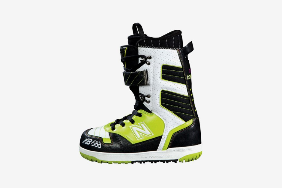 Image of New Balance x 686 2011 Fall/Winter Snowboard Boot Collection