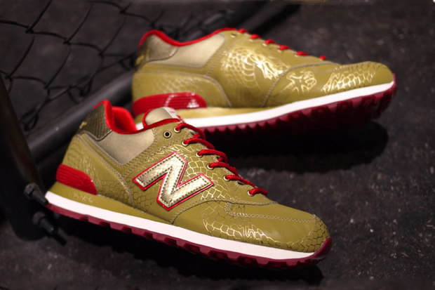 "Image of New Balance APAC Project ML574 ""Year of the Dragon"""