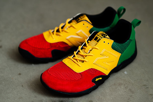 "Image of New Balance ML71 ""Rasta"""