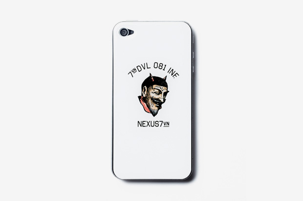 Image of NEXUSVII x Gizmobies iPhone 4/4S Case