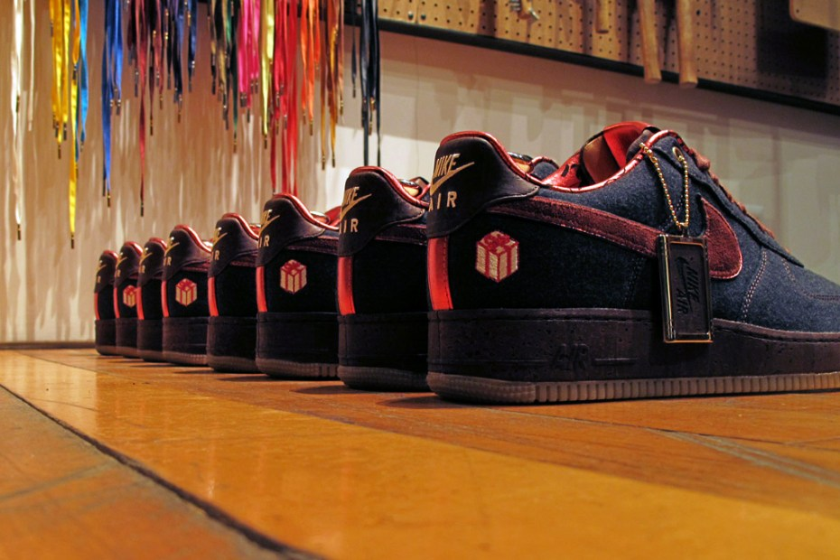 "Image of Nike Air Force 1 ""The Gift"""