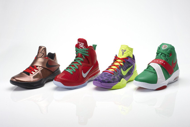 Image of Nike Basketball 2011 Christmas Pack