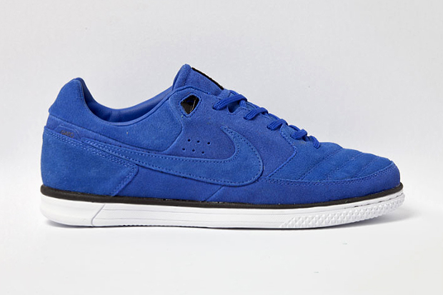 Image of Nike Street Gato Blue Suede