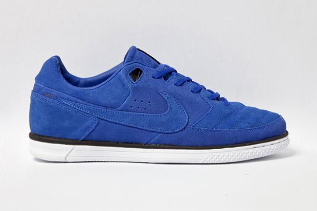Image of Nike Street Gato Blue Suede