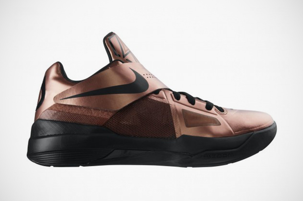 Image of Nike Zoom KD IV Metallic Copper