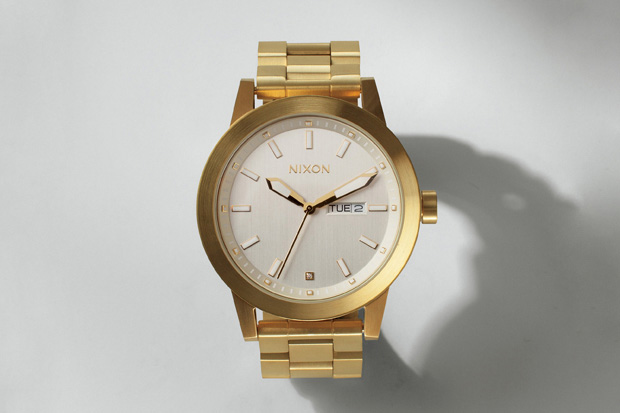 "Image of Nixon 2012 Spring ""The Spur"" Watch"