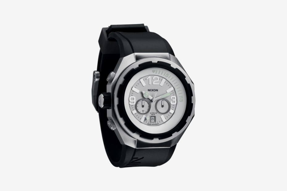 "Image of Nixon 2012 Spring ""The Steelcat"" Watch"