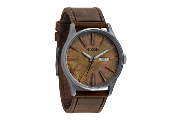 """Image of Nixon 2012 Spring """"Oxyde"""" Collection"""