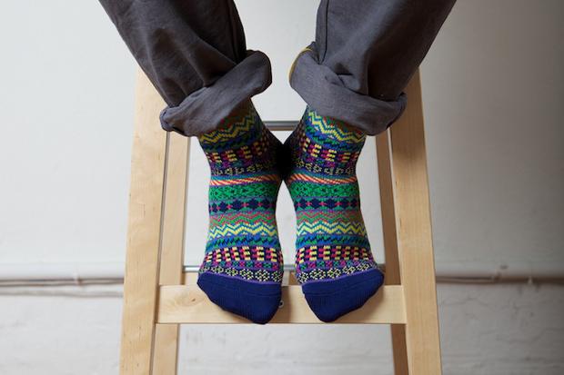 Image of Noir by Chup Socks