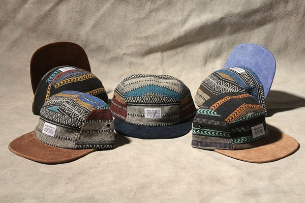Image of Norse Projects Hektor &quot;Rug&quot; Caps