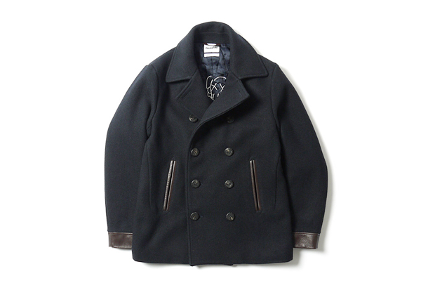 Image of OriginalFake 2011 Fall/Winter Pea Coat
