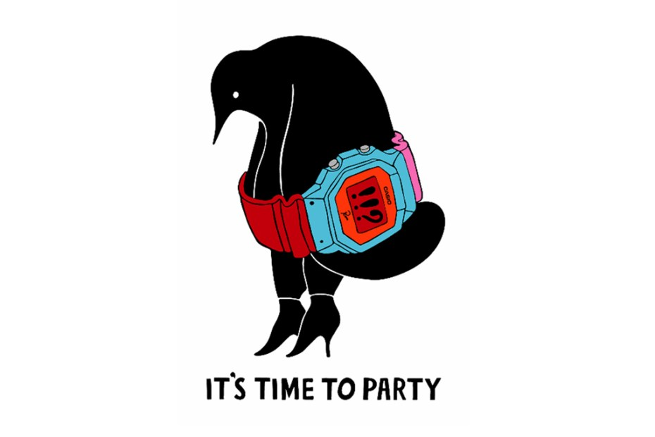 "Image of Parra ""It's Time to Party"" Pop-Up Shop @ BEAMS T HARAJUKU"