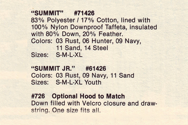 """Image of Penfield """"Race for the Summit"""" Down Insulated Parka"""