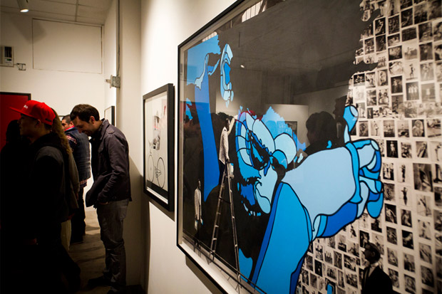 Image of Phil Stern & David Flores Exhibition @ The Phil Stern Gallery Recap