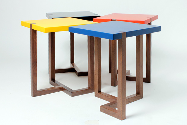 Image of Piet Side Tables by Hugo Passos