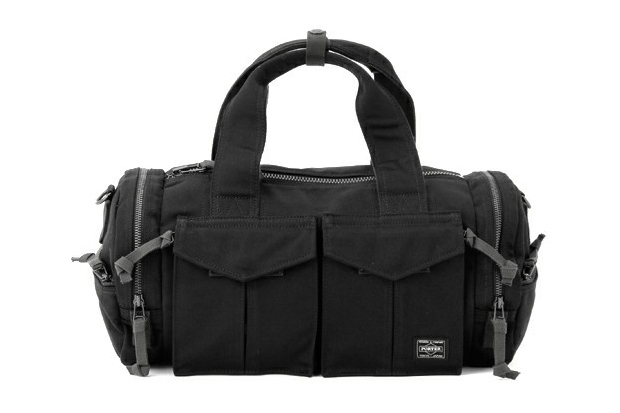 Image of Porter Peace Drum Boston Bag