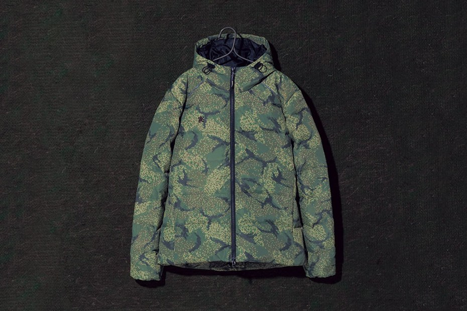 Image of R.NEWBOLD x Umbro 2011 Winter Down Jacket