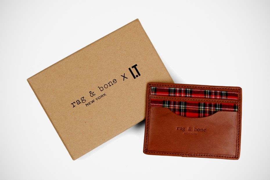 Image of Rag & Bone x I.T Card Holder