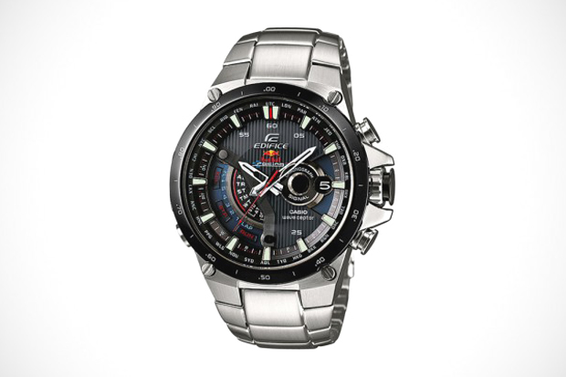 Image of Red Bull x Casio EDIFICE EQW-A1000RB