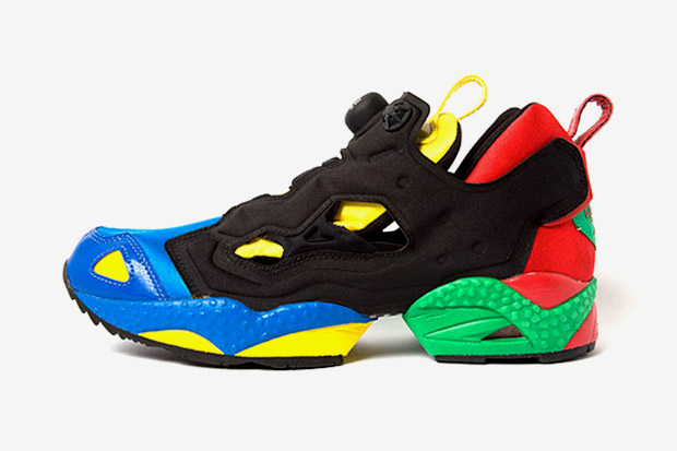 "Image of Reebok Pump Fury ""London"""
