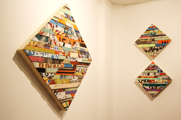 "Image of Revok ""Triumph & Tragedy"" Exhibition @ Vicious Gallery"