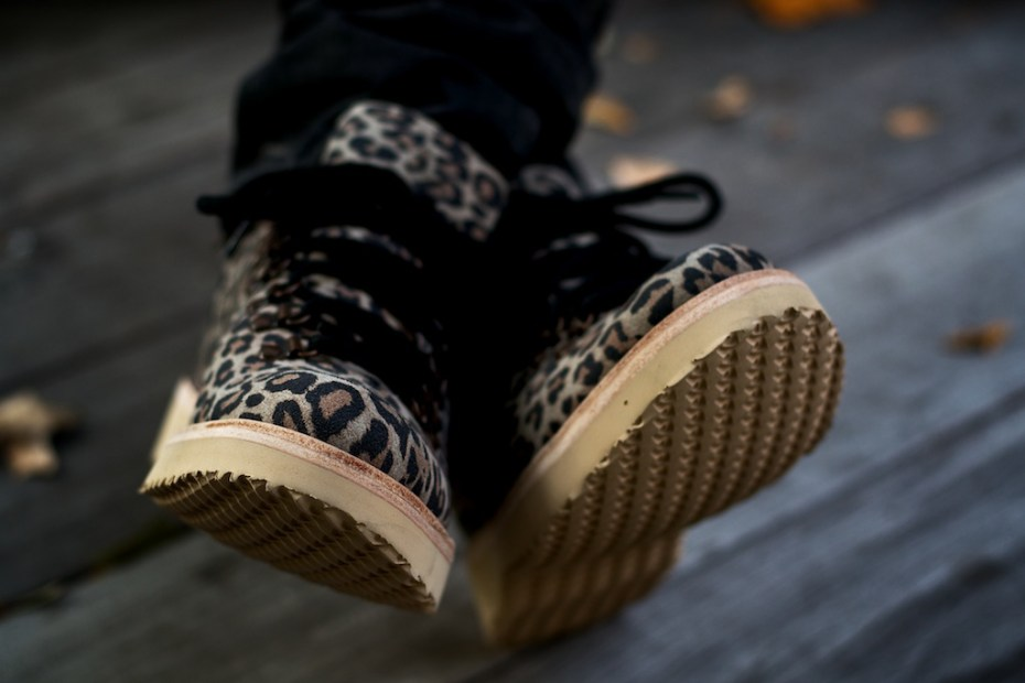 Image of Ronnie Fieg x Caminando Mountain Mid Collection