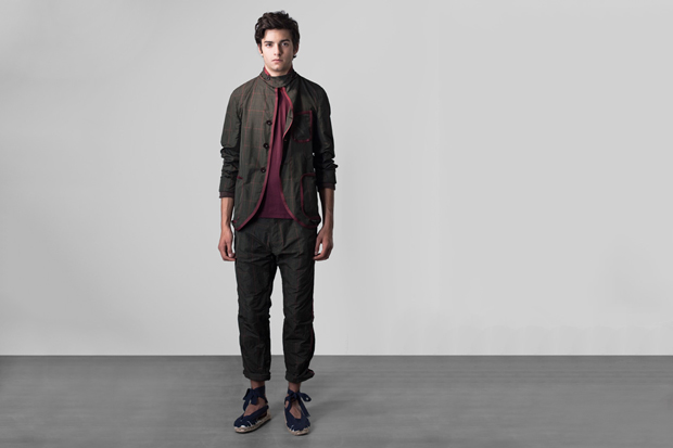 Image of sacai 2012 Spring/Summer Collection
