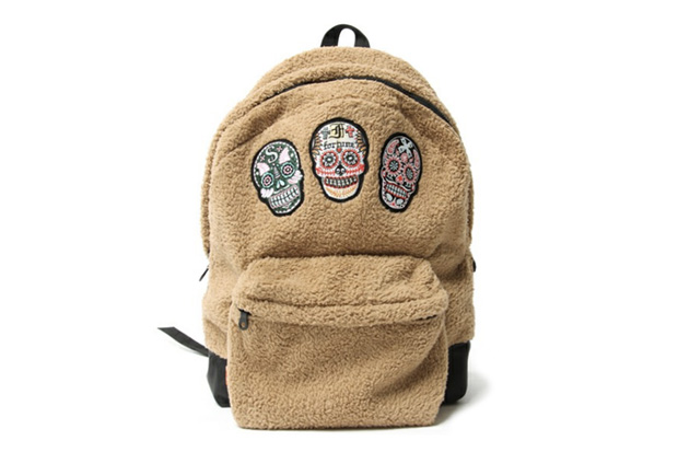Image of SASQUATCHfabrix. Skull Backpack
