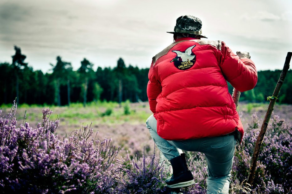 Image of Second to None x A Number of Names 2011 Fall/Winter Lookbook