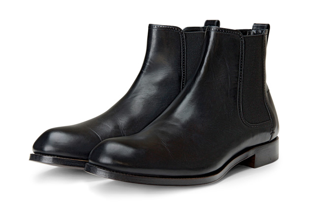 Image of Sergio Rossi Basic English Boot