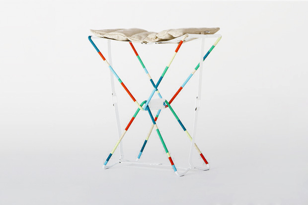 Image of Shipley & Halmos Art Stool