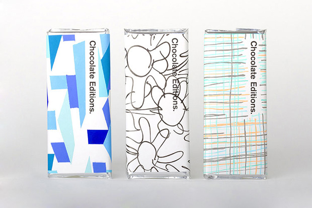 Image of Shipley & Halmos x Chocolate Editions Neapolitan Bars