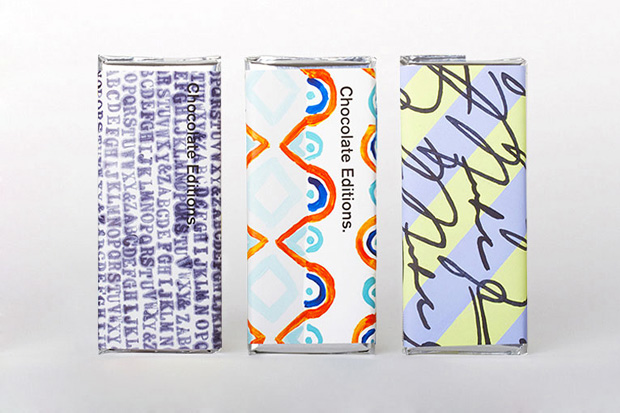 Image of Shipley & Halmos x Chocolate Editions Neapolitan Bars