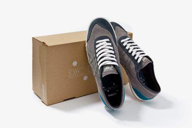 Image of Shoes-Up x ASICS Retro Rocket