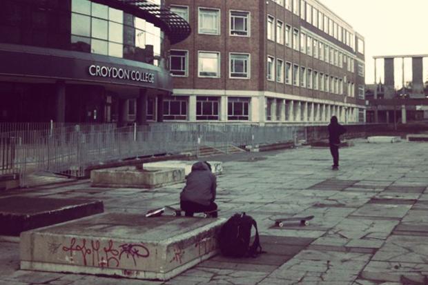 Image of Slam City Skates: City of Rats