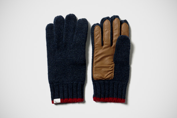 Image of SOPHNET. Knit Gloves