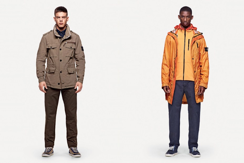 Image of Stone Island 2012 Spring/Summer Lookbook