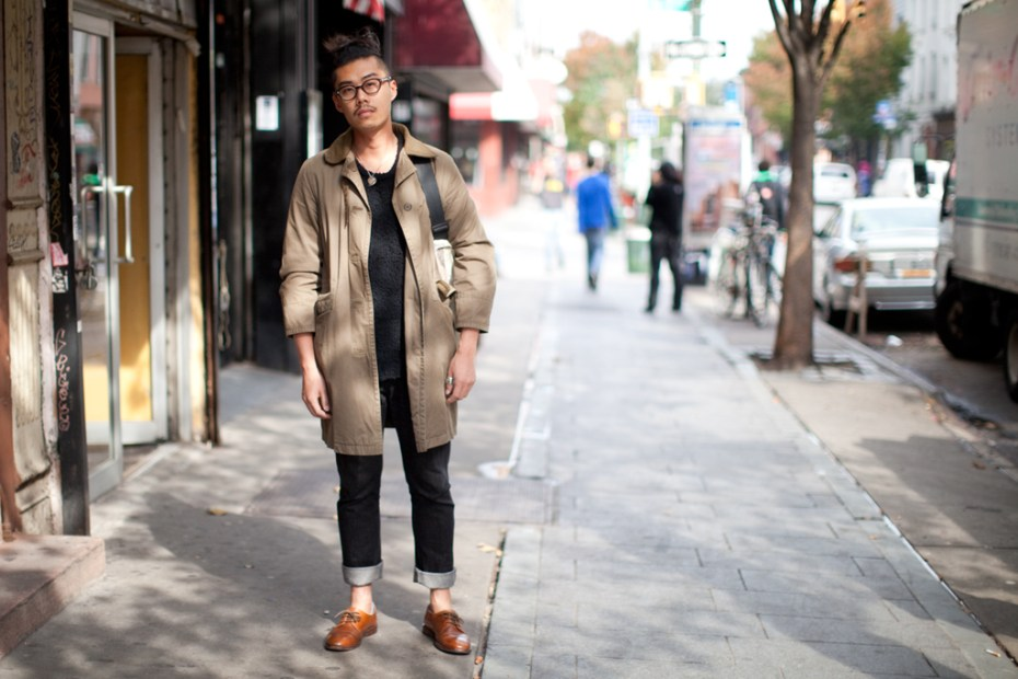 Image of Streetsnaps: Sockless