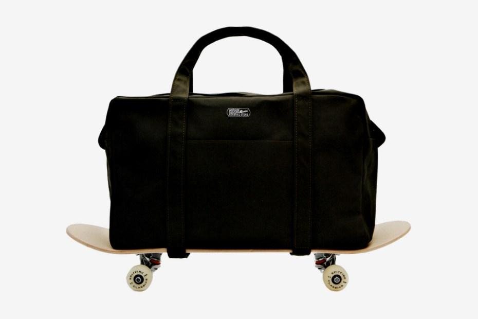 Image of STUSSY Livin' GENERAL STORE x Tembea Skate Duffel Bag