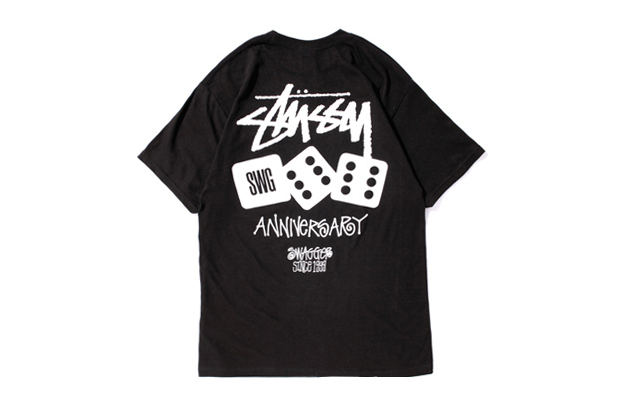 Image of Stussy x SWAGGER 12th Anniversary Collection