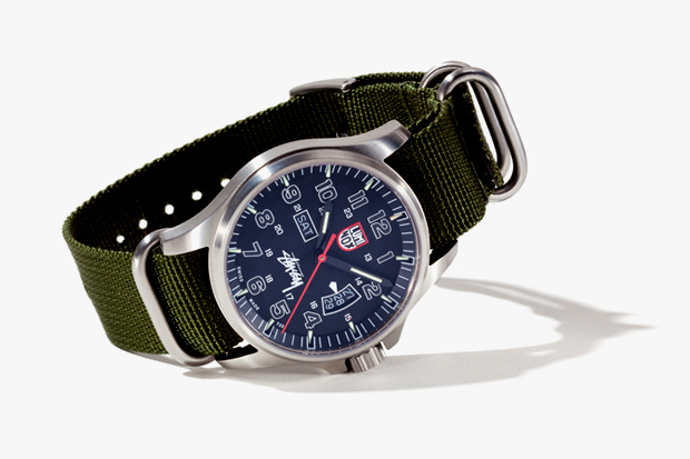 Image of Stussy x Luminox Field Military Watch
