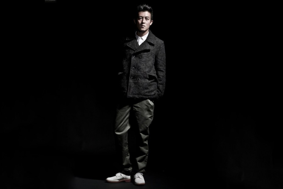 Image of Sub by Subcrew 2011 Collection Lookbook featuring Edison Chen & Sam Lee
