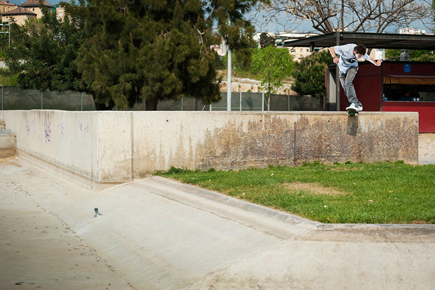 Image of Thrasher: Most Jaw-Dropping Skateboarding Images of 2011