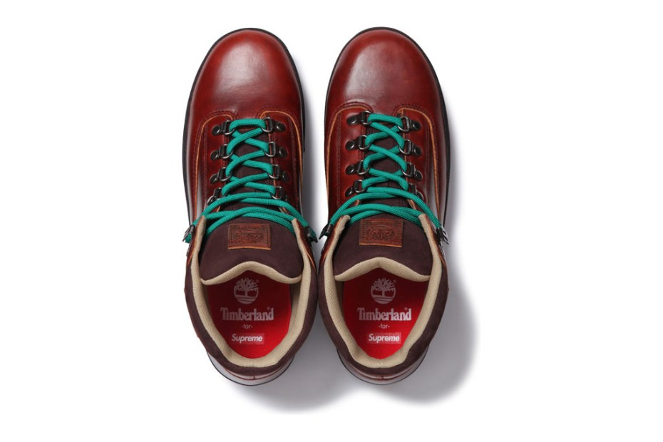 Image of Supreme x Timberland Euro Hiker Boot