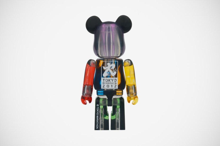Image of Tokyo Marathon x Medicom Toy Bearbrick
